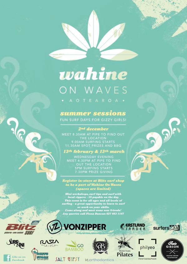 Wahine Sessions Summer 2012