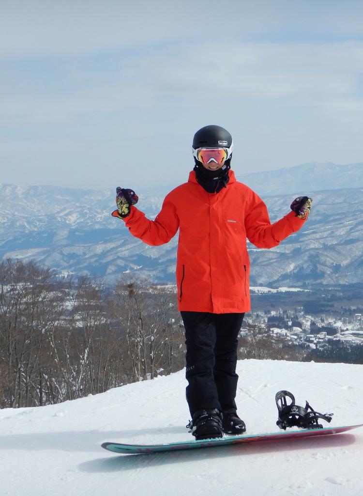 Mint Chicks Japan Snowboarding Trip 2015