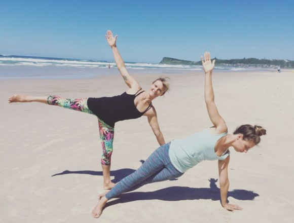 PILATES May CHALLENGE 2016 – Lennox Head – NSW – Australia