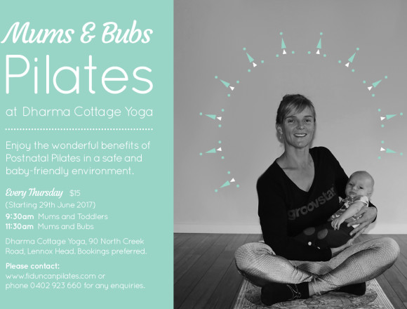 Mums & Bubs Pilates